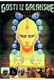 Visitors from the Arkana Galaxy Poster
