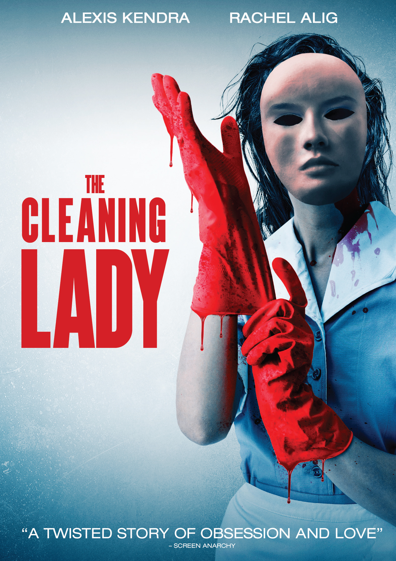 VALYTOJA (2018) / THE CLEANING LADY