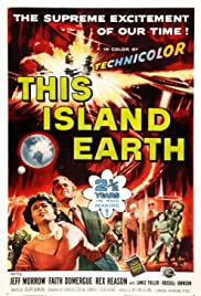 This Island Earth (1955) Poster - Movie Forum, Cast, Reviews