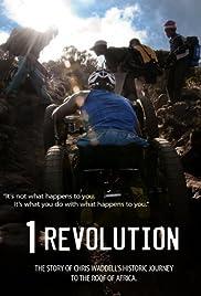 One Revolution Poster