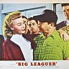 Edward G. Robinson and Vera-Ellen in Big Leaguer (1953)