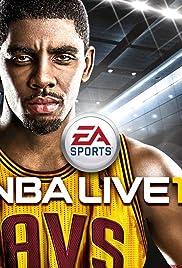 NBA Live 14 Poster