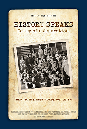 History Speaks: Diary of a Generation