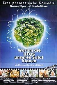 Primary photo for Warum die UFOs unseren Salat klauen