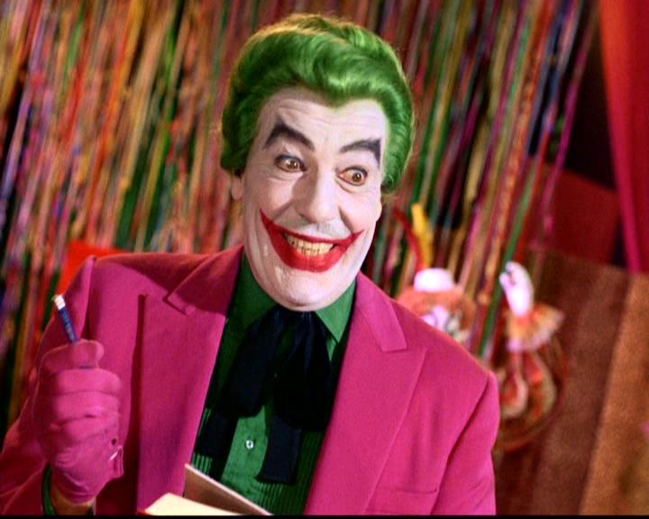 Cesar Romero in Batman (1966)