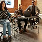 Blair Underwood, Priyanka Chopra Jonas, and Jason Tottenham in Quantico (2015)