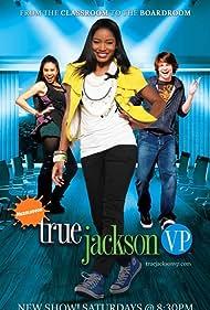 Keke Palmer, Ashley Argota, and Matt Shively in True Jackson, VP (2008)
