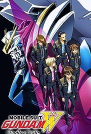 Gundam Wing: The Movie - Endless Waltz Poster