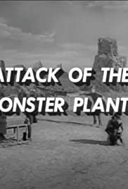 Attack of the Monster Plants Poster
