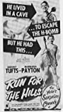 Run for the Hills (1953) Poster