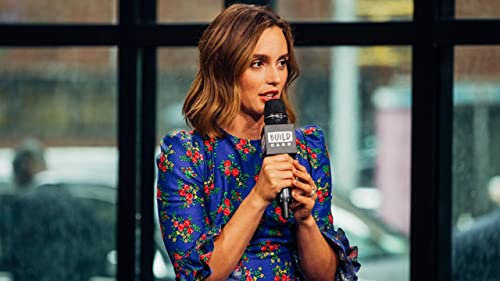 """BUILD: Leighton Meester on her new ABC Show """"Single Parents"""""""