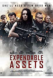 Expendable Assets Poster