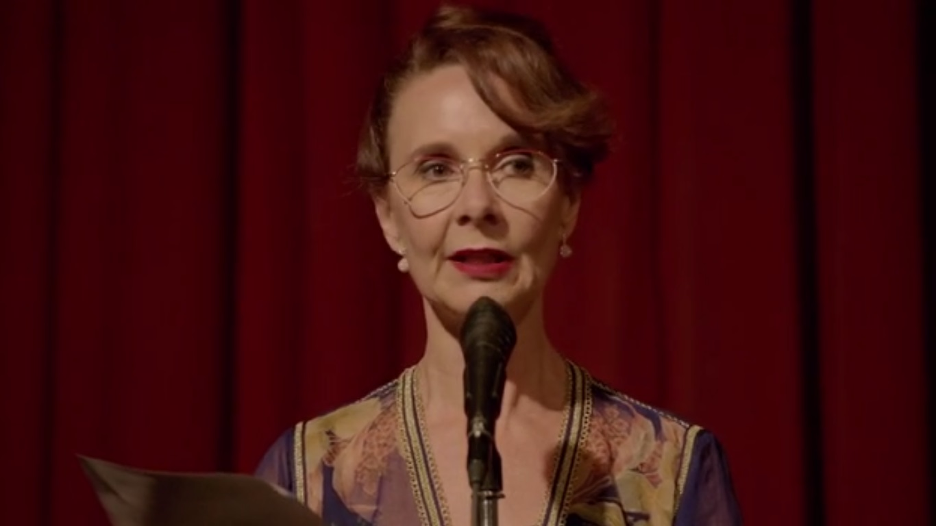Susana Pampín in Rojo (2018)