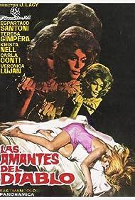 Las amantes del diablo (1971) Poster - Movie Forum, Cast, Reviews