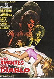 The Feast of Satan(1971) Poster - Movie Forum, Cast, Reviews