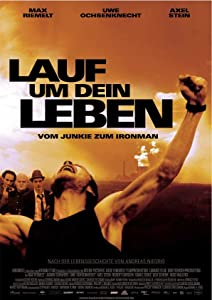 Watch online stream movies Lauf um Dein Leben - Vom Junkie zum Ironman by Luki Frieden [2048x2048]