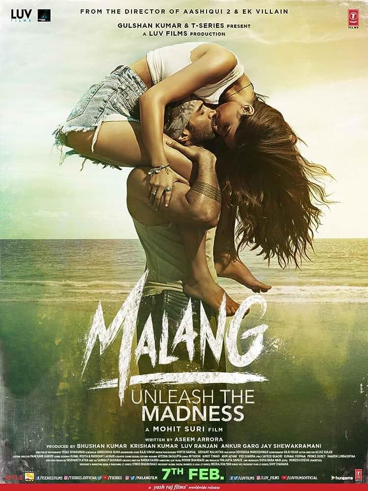 Malang (2020) Hindi Full Movie HDRip 700MB
