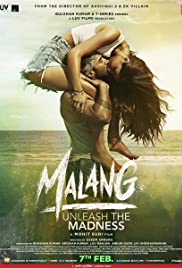 Download Malang (2020) Hindi Movie Bluray