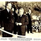 Barry Fitzgerald and Bill Goodwin in Incendiary Blonde (1945)
