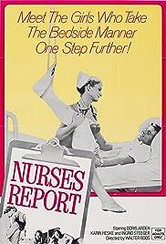 Nurses Report(1972) Poster - Movie Forum, Cast, Reviews