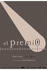 Primary photo for El premio