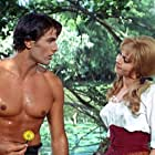 Giuliano Gemma and Michèle Mercier in Angélique, marquise des anges (1964)