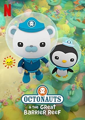 Where to stream Octonauts & the Great Barrier Reef