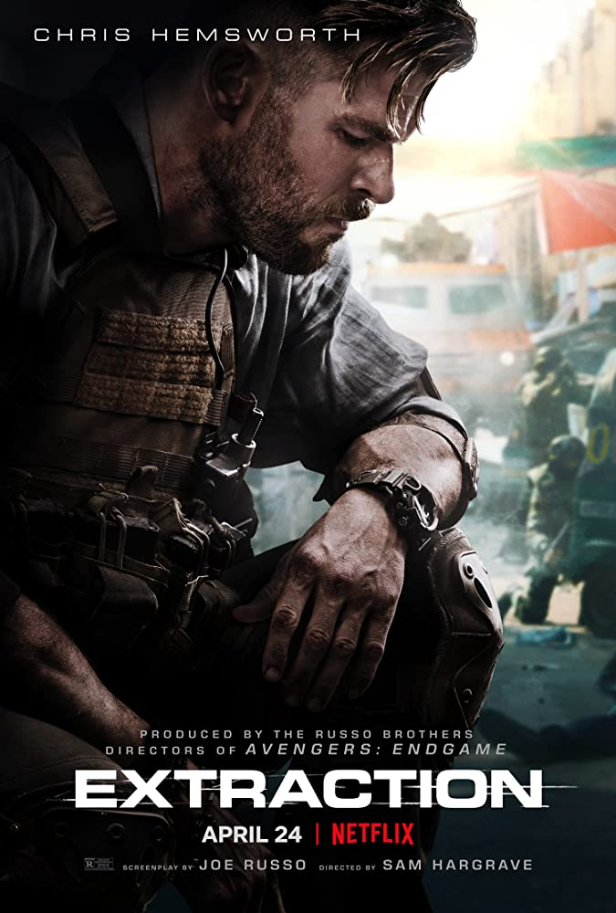 Extraction 2020 ft.Chris Hemsworth Hindi subtitle Full Movie Download