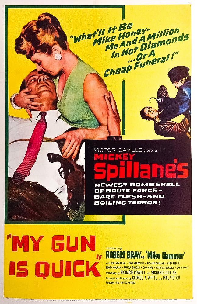 Robert Bray in My Gun Is Quick (1957)