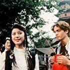 Alice Zhang Hung and Reese Madigan in American Shaolin (1991)