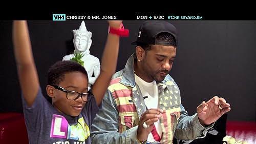 Chrissy & Mr. Jones: I'm paid