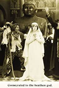 Mabel Trunnelle in The Heart of the Hills (1916)