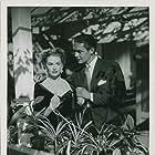 Lars Nordrum and Sonja Wigert in Vi flyger på Rio (1949)