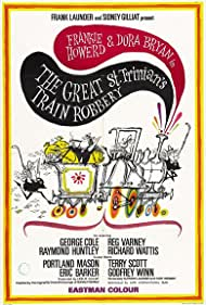 The Great St. Trinian's Train Robbery (1966) Poster - Movie Forum, Cast, Reviews