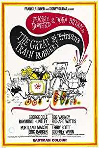 New movie video download The Great St. Trinian's Train Robbery [1280x720]