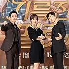 Jang Hyuk, Ryeowon Jung, and Jun-Ho Lee in Gireumjin Mello (2018)