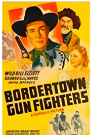 Bordertown Gun Fighters Poster