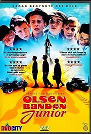 Olsen Banden Junior Poster