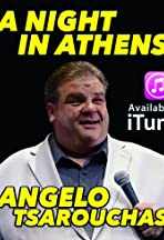 Angelo Tsarouchas: A Night in Athens Comedy Show