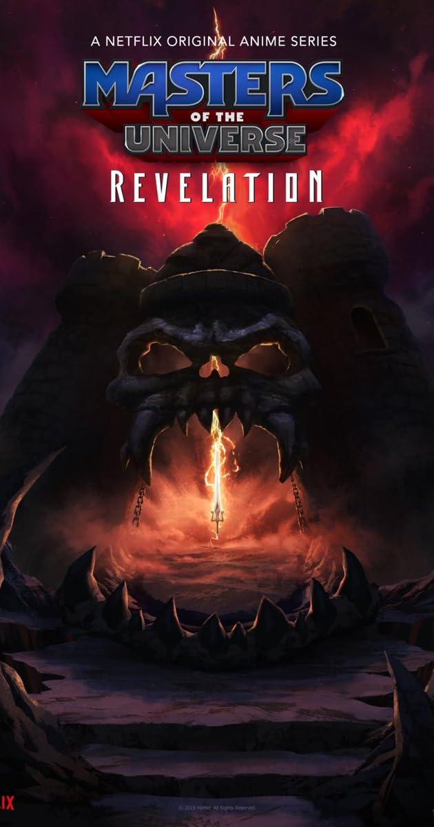Masters Of The Universe Revelation Tv Mini Series 2021 Imdb