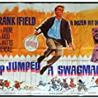 Annette Andre, Frank Ifield, and Suzy Kendall in Up Jumped a Swagman (1965)
