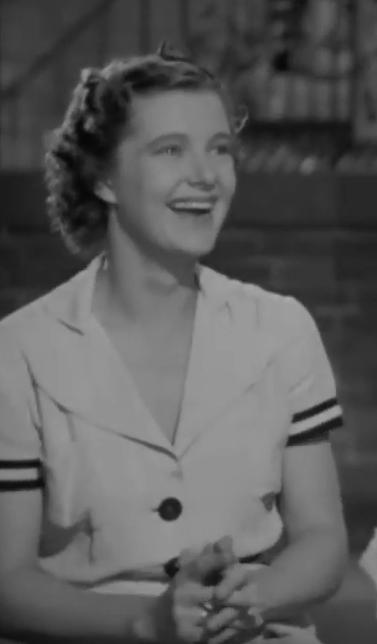 Vilma Ebsen in Broadway Melody of 1936 (1935)