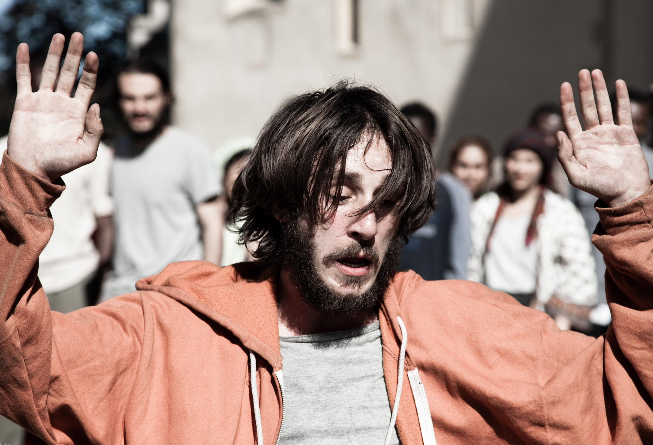Ahmet Rifat Sungar in Le chant des hommes (2015)