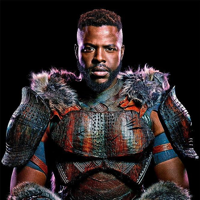Winston Duke in Black Panther (2018)