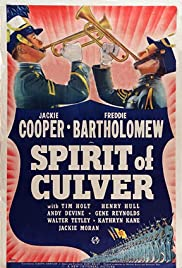 The Spirit of Culver Poster