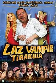 Laz Vampir Tirakula Poster
