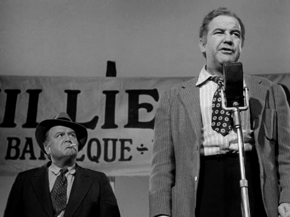 Broderick Crawford and Ralph Dumke in All the King's Men (1949)