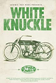 White Knuckle: The Story of the Motorcycle Cannonball Poster