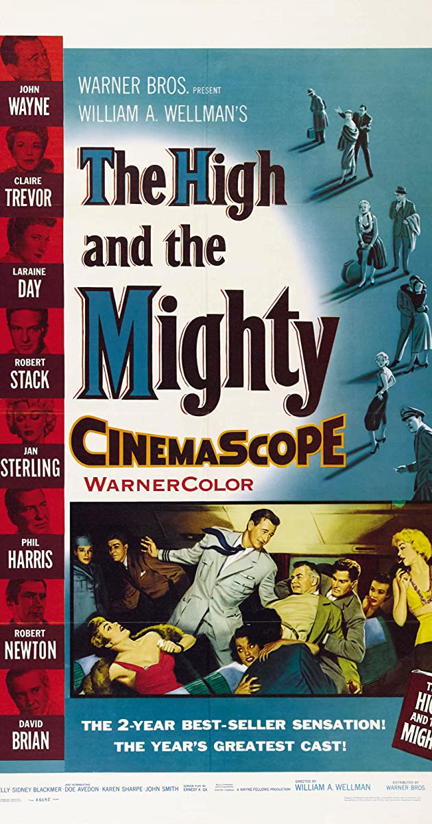 The High and the Mighty (1954) - The High and the Mighty (1954