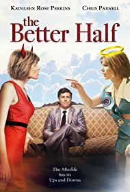 Chris Parnell and Kathleen Rose Perkins in The Better Half (2015)